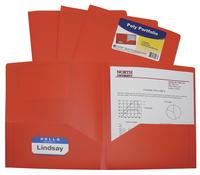 2 Pocket Folders, Item Number 1597269