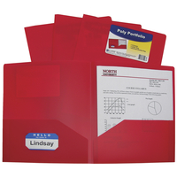 2 Pocket Folders, Item Number 1597271
