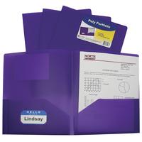 2 Pocket Folders, Item Number 1597275