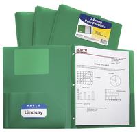 2 Pocket Folders, Item Number 1597279