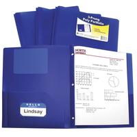 2 Pocket Folders, Item Number 1597281