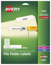File Folder and File Cabinet Labels, Item Number 1597367