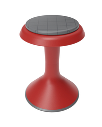 Classroom Select NeoRok Stool, Active Wobble Seating, Soft Seat, 21-1/2 Inch Seat Height Item Number 1597922