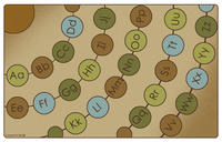 Letters, Numbers Carpets And Rugs Supplies, Item Number 1598452
