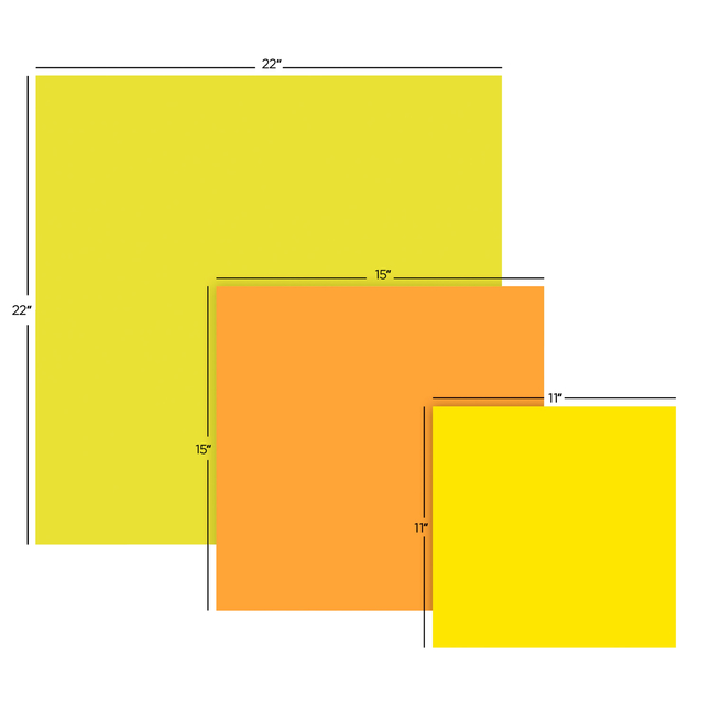 Post It Super Sticky Big Notes 11 X 11 Inches Bright Yellow 30 Sheets