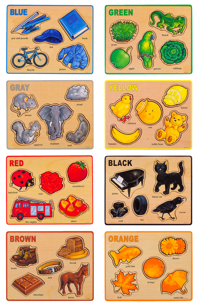 Early Childhood Jigsaw Puzzles, Item Number 1598717