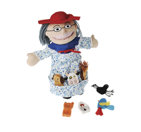 Dramatic Play Puppets, Item Number 1599037