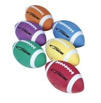 Sportime Gradeballs Youth/Intermediate Size 7 Rubber Footballs, Set of 6 Item Number