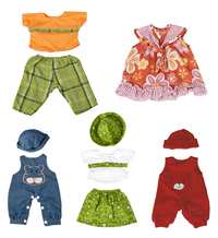Dramatic Play Doll Clothes, Item Number 2087161
