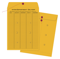 Interterdepartmental Envelopes, Item Number 1600287