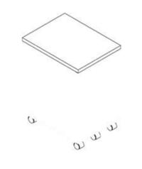 Office Suites Furniture, Item Number 1600614