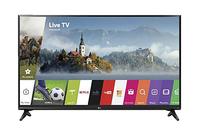 LG Smart TV, 55 Inches, 4K/2160 Pixels Item Number 1600929