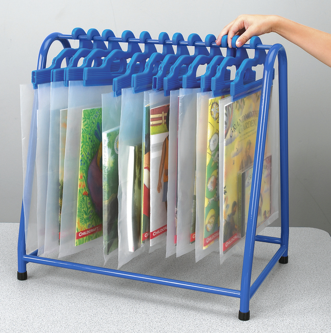 Literacy Bags, Literacy Stands, Item Number 1601439