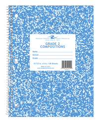 Composition Books, Composition Notebooks, Item Number 1604536