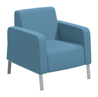 Classroom Select Soft Seating Arm Chair, 32 x 32 x 34 Inches, Various Options Item Number 1605244