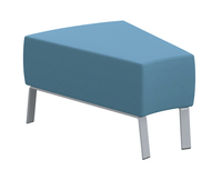 Classroom Select Soft Seating 30 Degree Bench, 24 x 32 x 18 Inches, Various Options Item Number 1605251