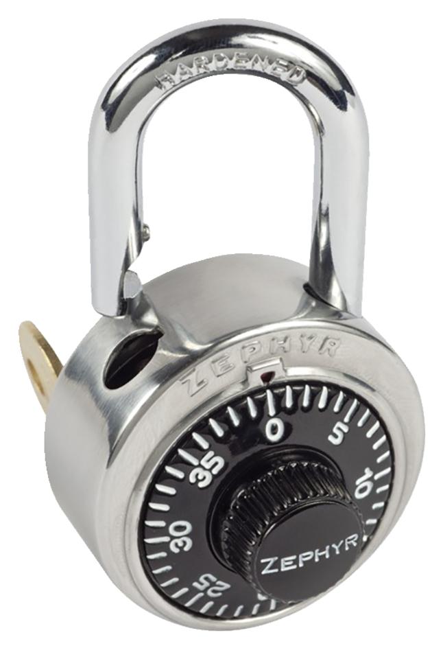Padlocks, Combination Locks, Item Number 1612182