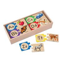 Early Childhood Chunky Puzzles, Item Number 1609277