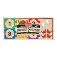 Early Childhood Chunky Puzzles, Item Number 1609278