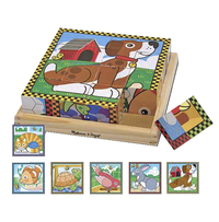 Early Childhood Raised Puzzles, Item Number 1609329