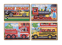Early Childhood Jigsaw Puzzles, Item Number 1609334