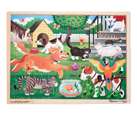 Early Childhood Jigsaw Puzzles, Item Number 1609464