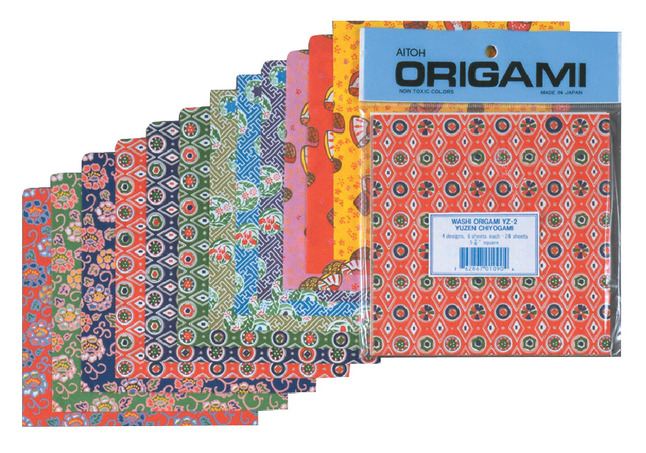 Origami Paper, Origami Supplies, Item Number 200051