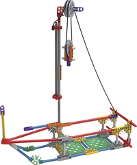 K'NEX STEM Explorations Levers and Pulleys Building Set, 139 Pieces Item Number 2000953