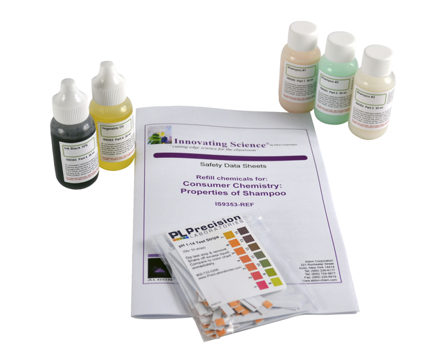 Consumer Chemistry, Item Number 2001889