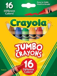 Standard Crayons, Item Number 2002589