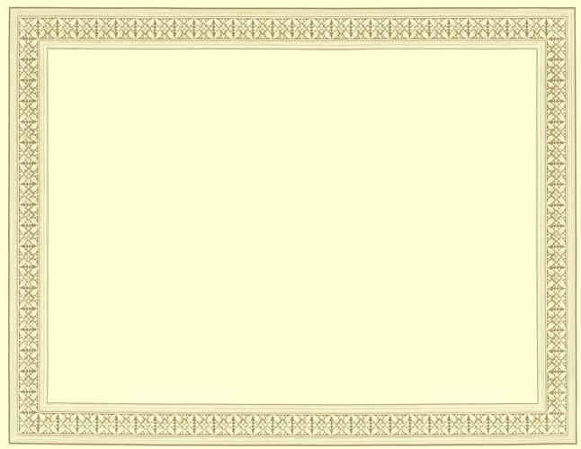 Award Certificates, Item Number 2002616