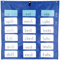 Teacher, Classroom Pocket Charts Supplies, Item Number 200262
