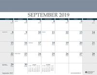Calendars, Item Number 2002632