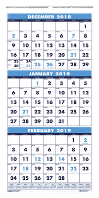 Calendars, Item Number 2002651