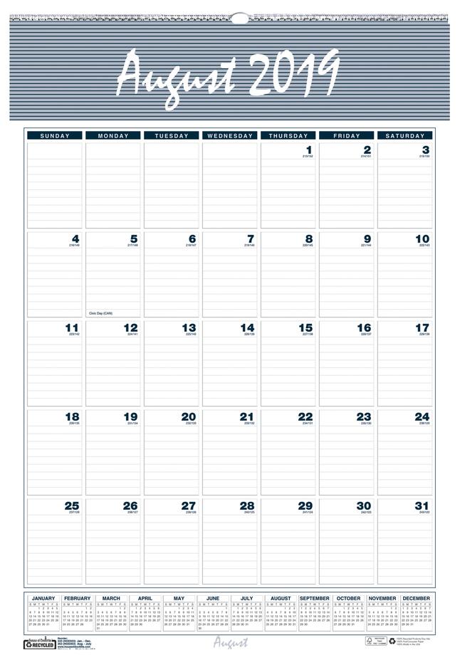 Calendars, Item Number 2002652
