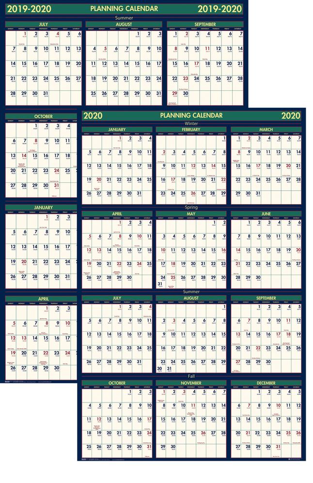 Calendars, Item Number 2002655