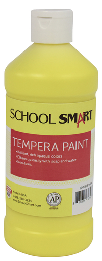 Tempera Paint, Item Number 2002698