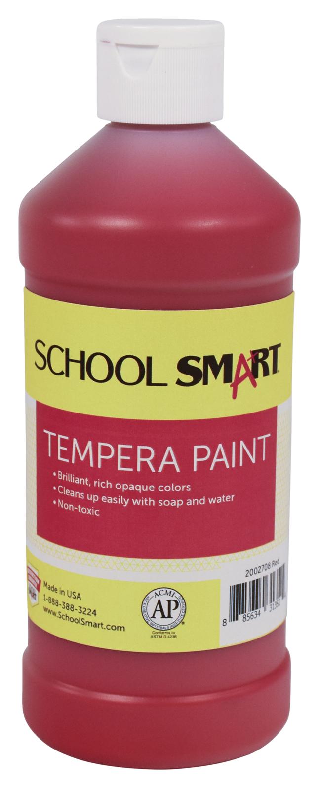 Tempera Paint, Item Number 2002708