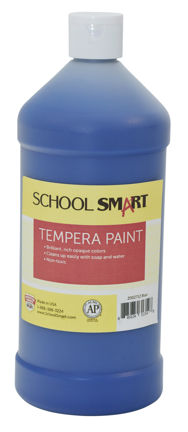 Tempera Paint, Item Number 2002712