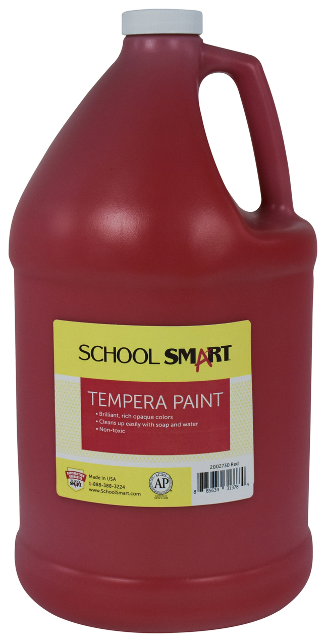 Tempera Paint, Item Number 2002730