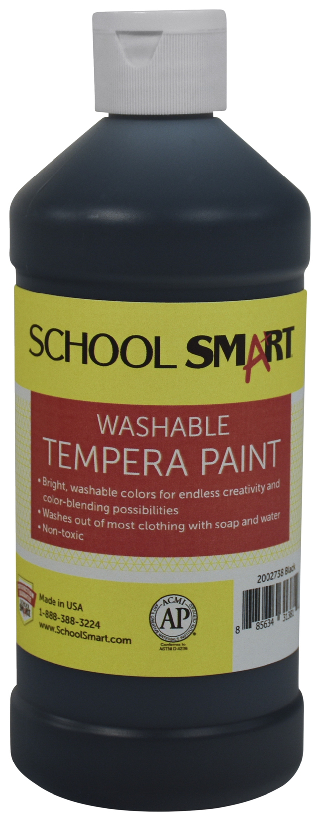 Tempera Paint, Item Number 2002738