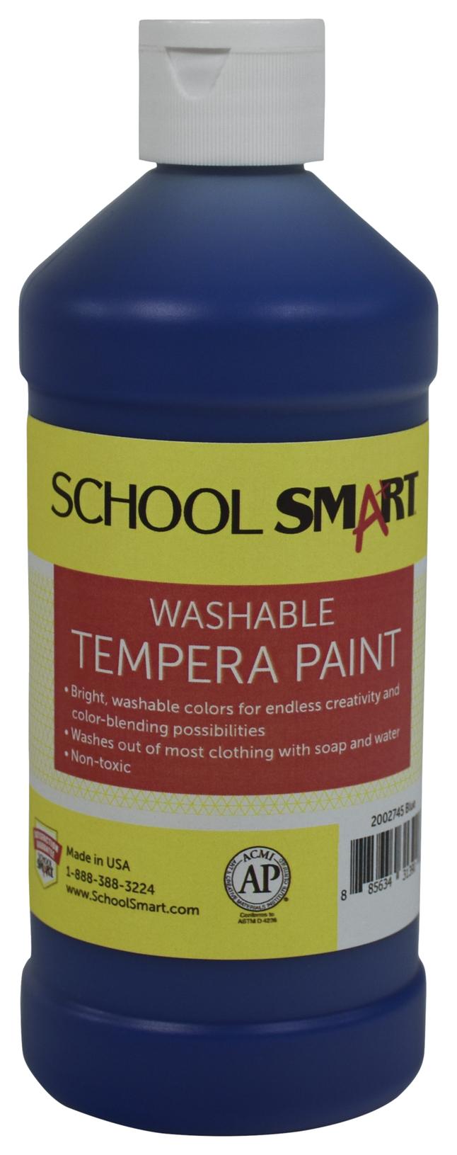 Tempera Paint, Item Number 2002745