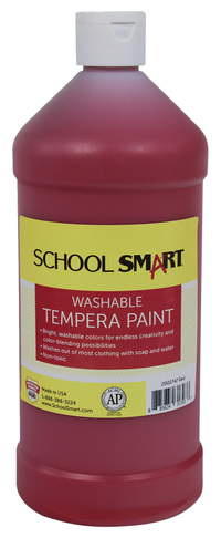 Tempera Paint, Item Number 2002747