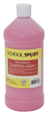 Tempera Paint, Item Number 2002750