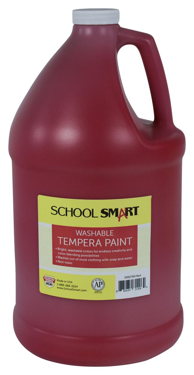 Tempera Paint, Item Number 2002760