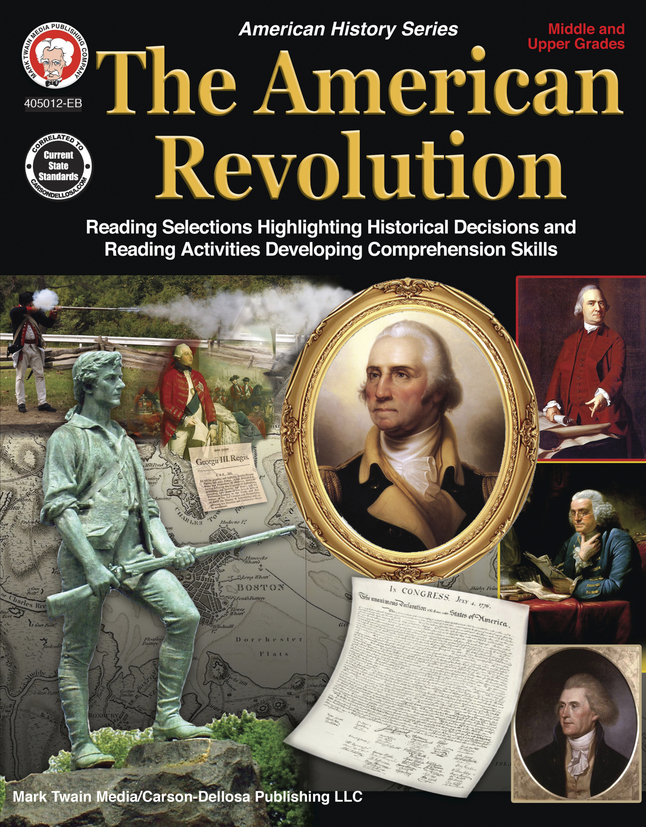 US History Books, Resources, Item Number 2002903