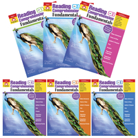 Image for Evan-Moor Reading Comprehension Fundamentals, Grade 1 from SSIB2BStore