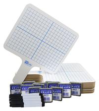 Dry Erase Response Paddles, Item Number 2003275