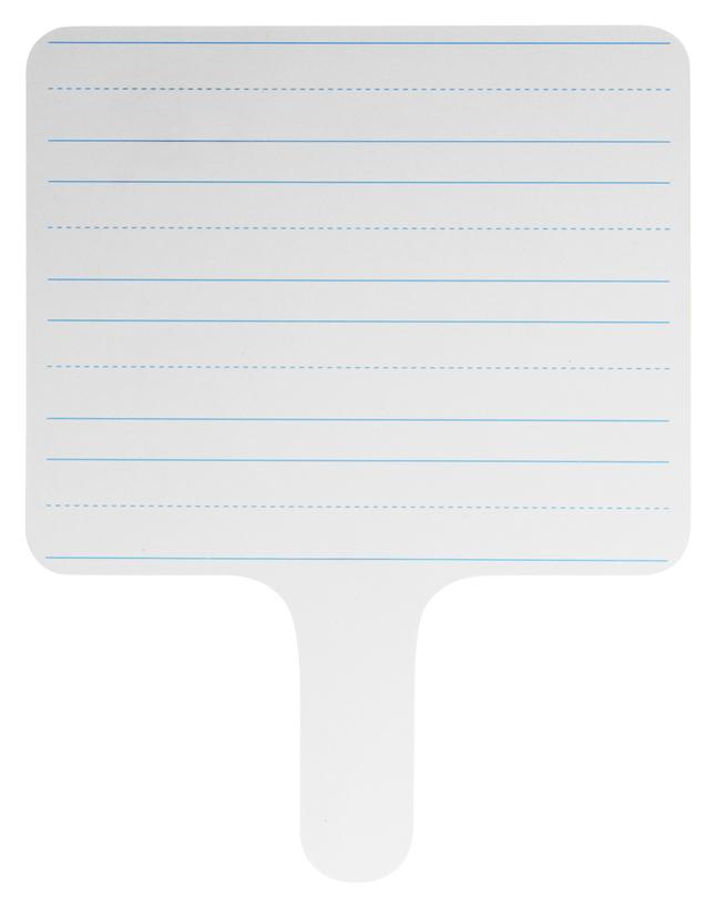 Dry Erase Response Paddles, Item Number 2003278