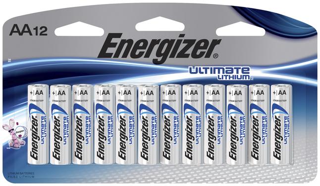 Batteries, Item Number 2003336